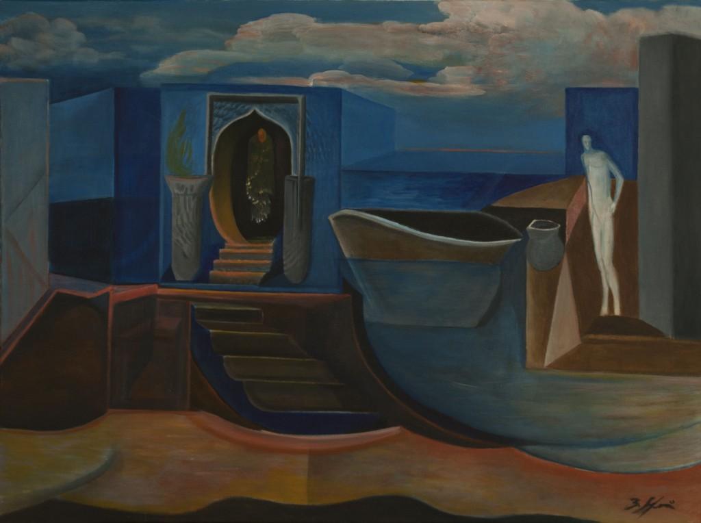 Desde la ciudad azul - Bruno Sfeir