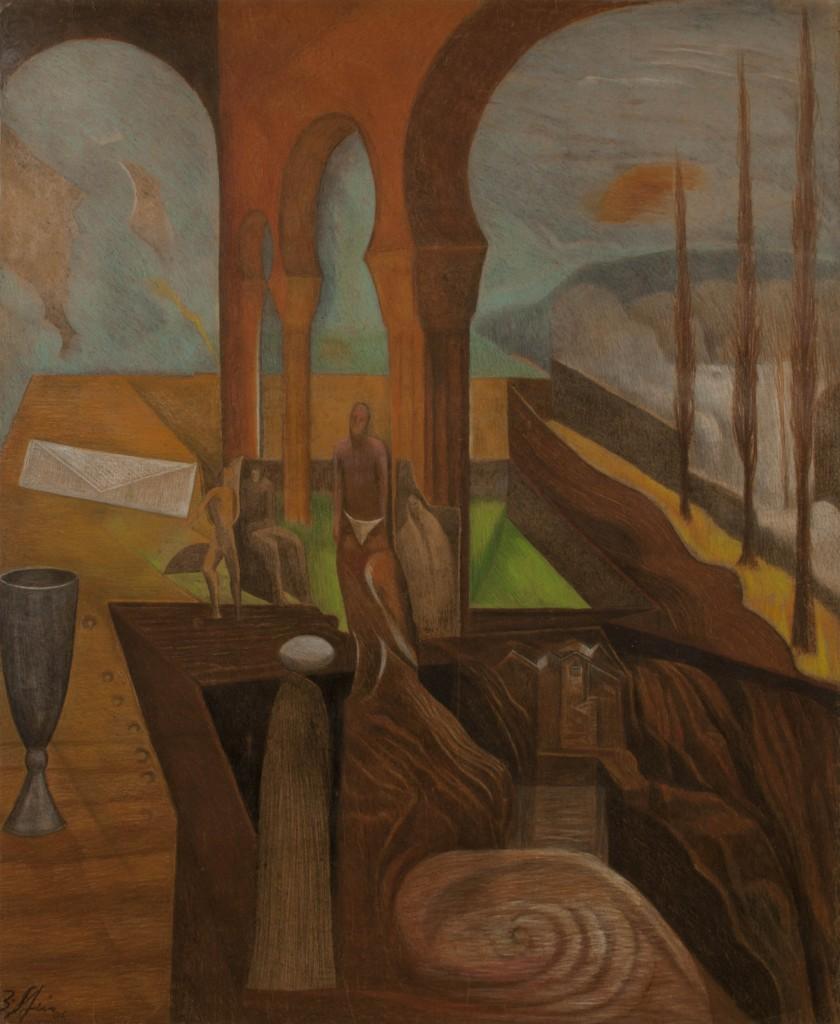 Entre dos mundos - Bruno Sfeir