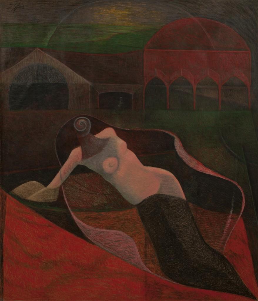 desnudo y arcades - Bruno Sfeir